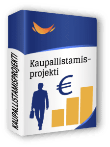Kaupallistamisprojekti - Kaupallistaminen
